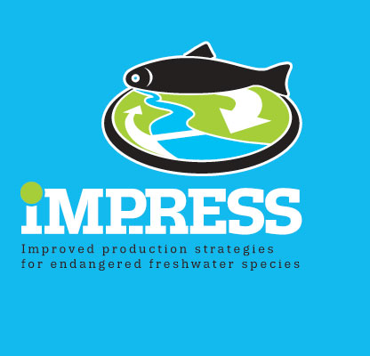IMPRESS – Improved production strategies for endangered freshwater species
